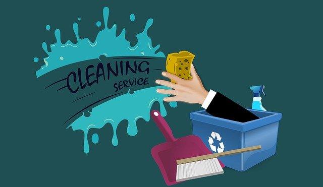 schoonmaakbedrijf inhuren
